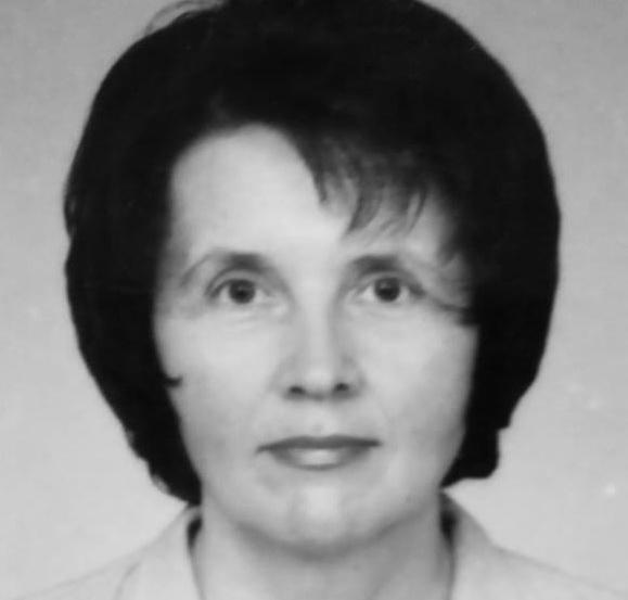 IN MEMORIAM: Dr Dušanka Timčić