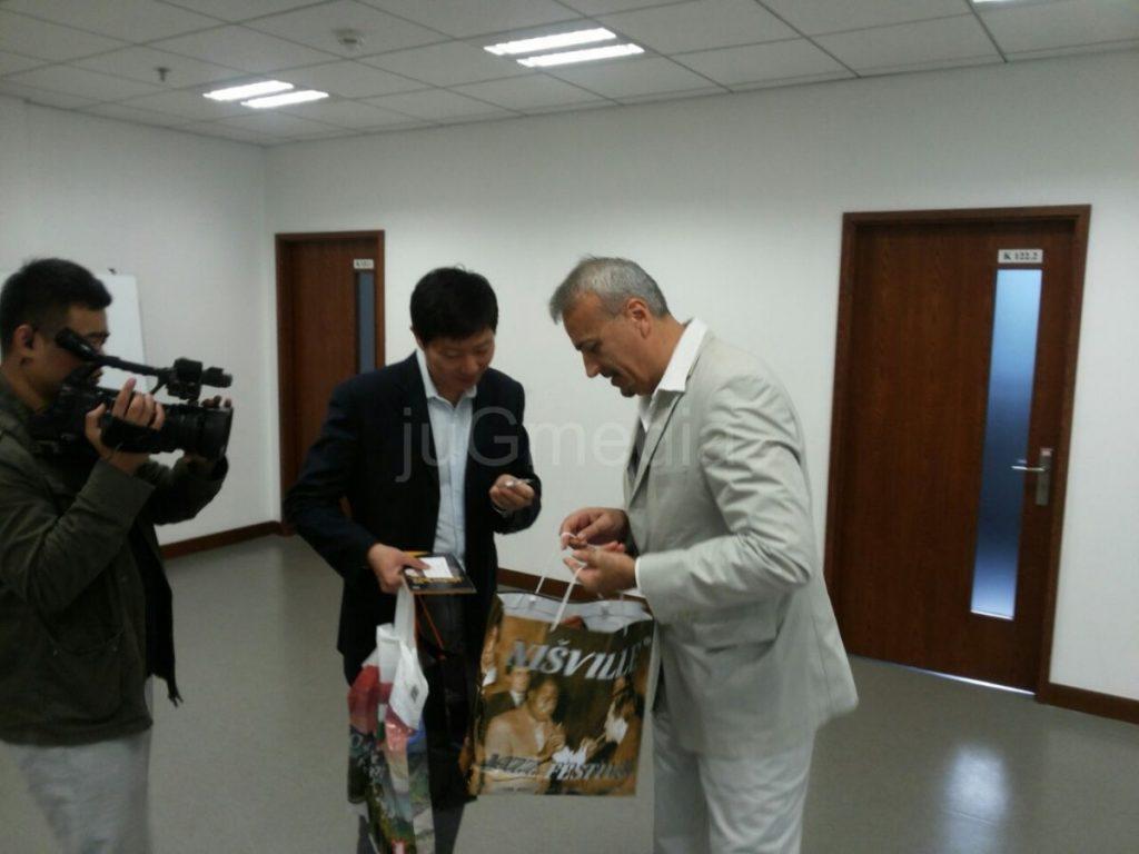 Nišville – gost Ministarstva kulture Kine