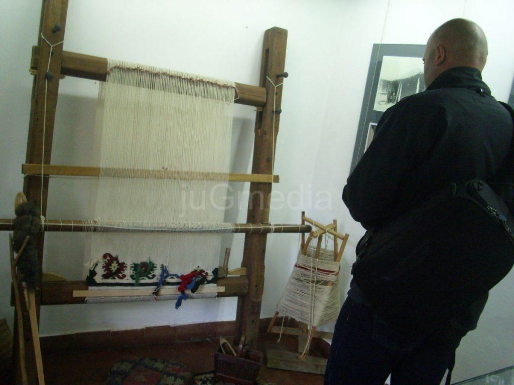 """Otvorena izložba """"Tradicionalni zanati u Pirotu"""""""
