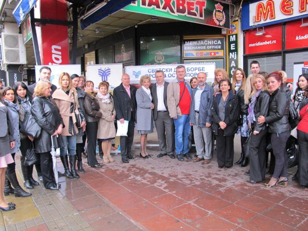 Svetski dan borbe protiv osteoporoze obeležen i u Nišu