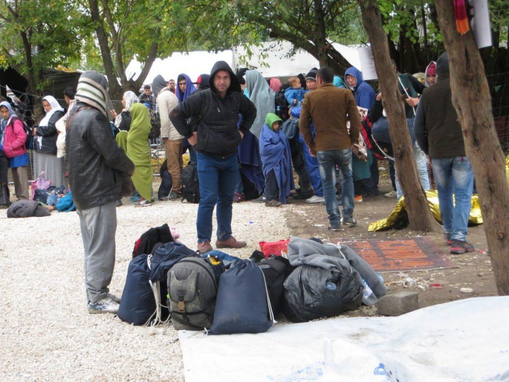 Privremeni centar za migrante otvoren i u Bujanovcu