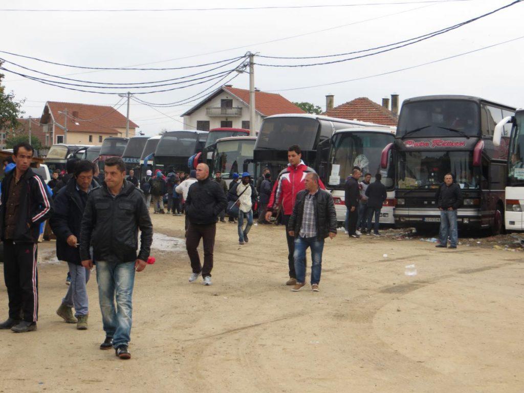 HAPŠENJA NA JUGU: Trojka krijumčarila migrante