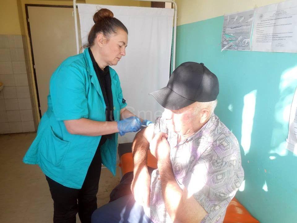 Počela vakcinacija protiv sezonskog gripa