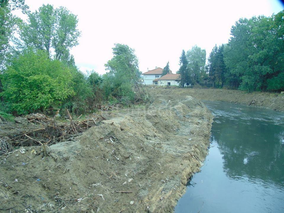 Bogojevce odbranjeno od mogućih poplava