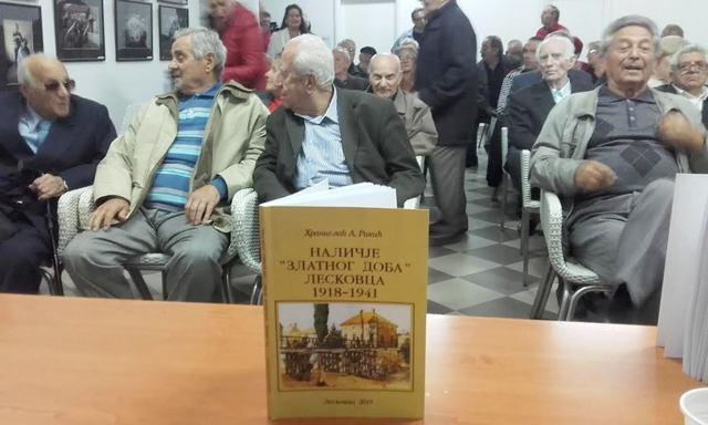 """Istoričari i komunisti zaratili zbog """"Naličja zlatnog doba Leskovca"""""""
