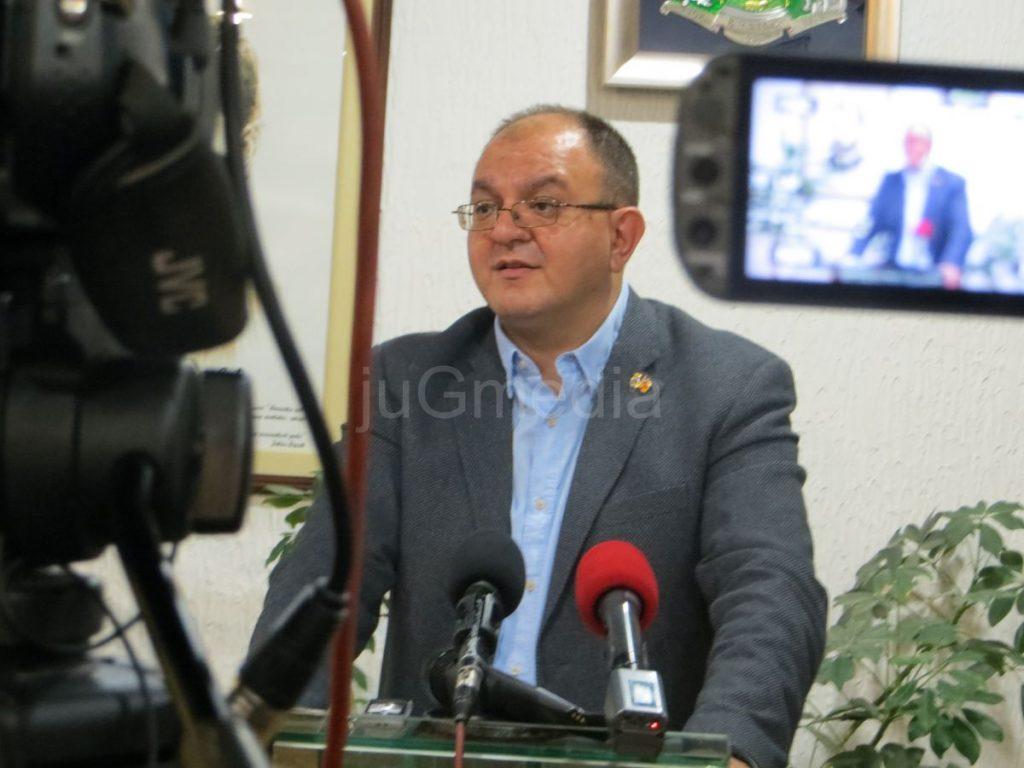 Vranjski čelnik socijalista Zoran Antić doživeo udes