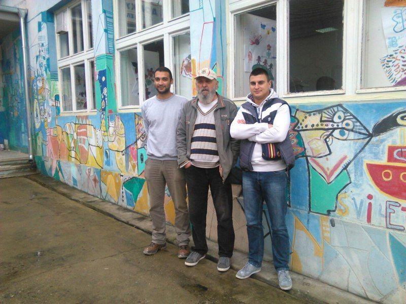 Rešen problem: Mural Joškin Šiljana neće biti prekrečen
