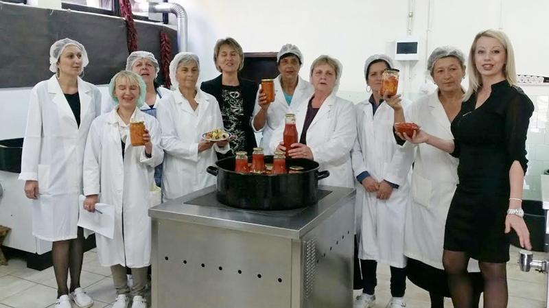 Otvoreno socijalno preduzeće za proizvodnju zimnice