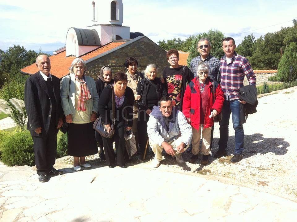 Korisnici Centra za razvoj lokalnih usluga posetili manastir Sveti Stefan