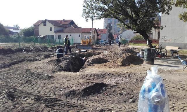 Produžava se Voždova ulica u Leskovcu