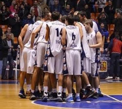 "Košarkaši ""Zdravlja"" propustili napad za pobedu"