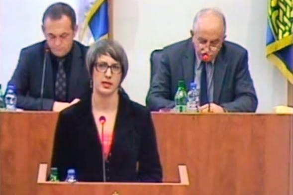 Mirjana Perišić na izbornoj listi SDS-a