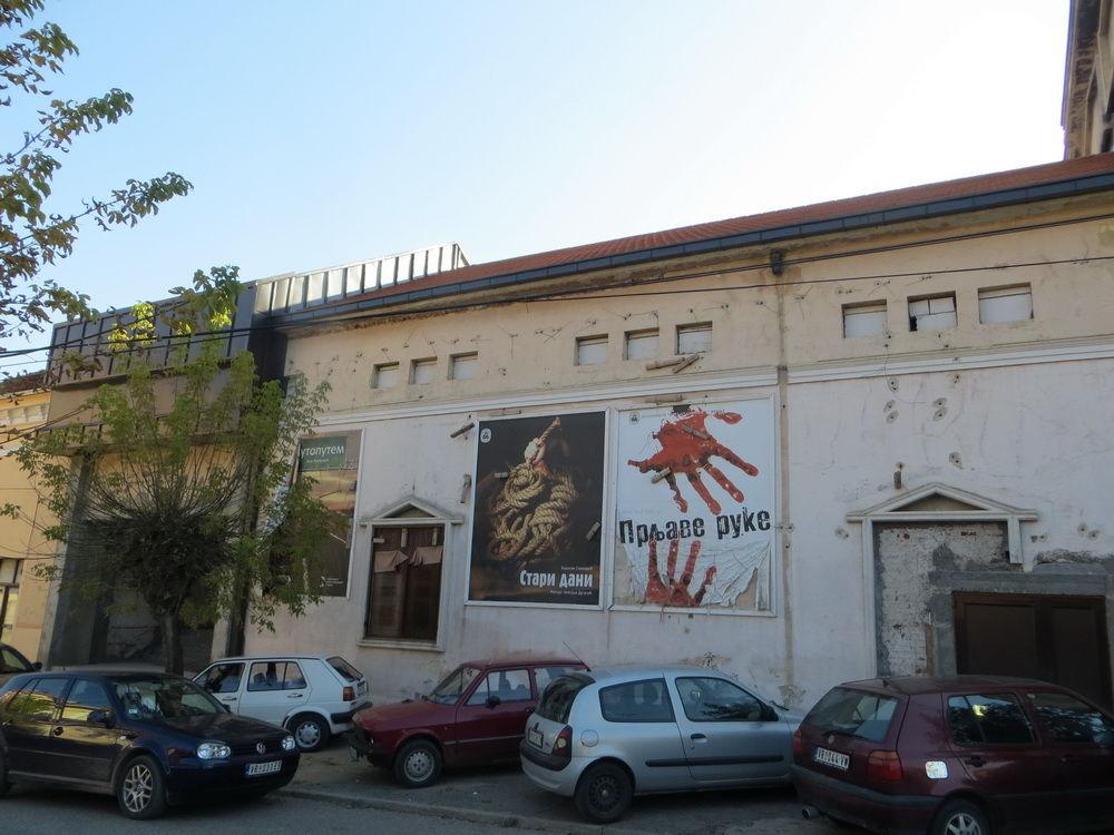 zgrada pozorišta