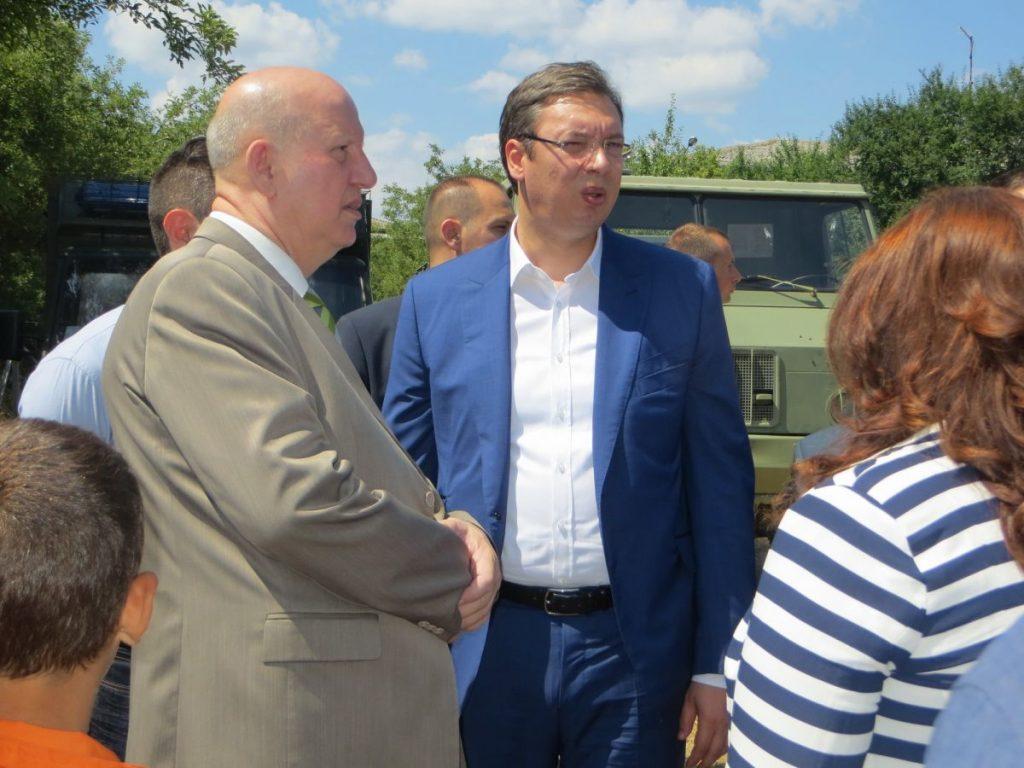 Premijer Vučić sutra u Preševu i Bujanovcu