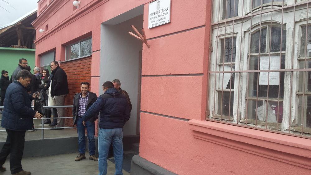 Obnovljena zgrada mesne zajednice u Bunuškom Čifluku