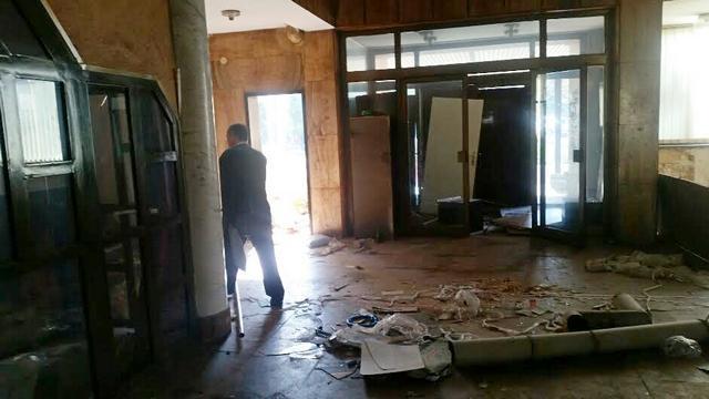 hotel beograd - ruina 1