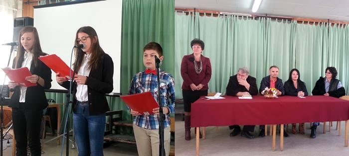 "Druženje dece i pesnika u osnovnoj školi ""8.oktobar"""