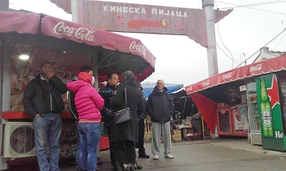 Ne daju kioske zarad nove pijace u Leskovcu