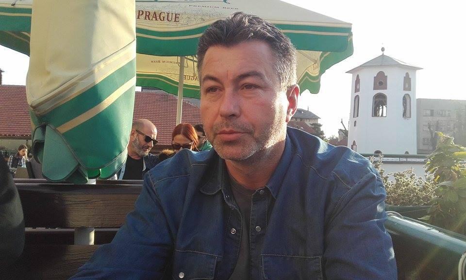 Saša Stojanović kanididat opozicije za gradonačelnika Leskovca