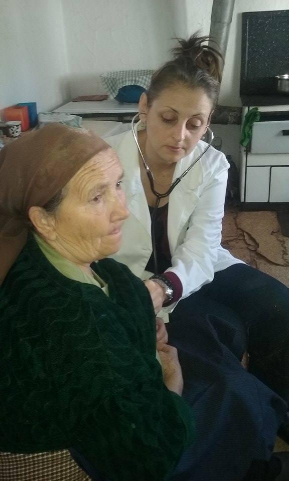 Lekari pregledali meštane Džakmanova
