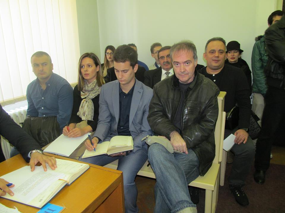 Književnik Ćirić: Robijaću, nemam 100.000 za kaznu