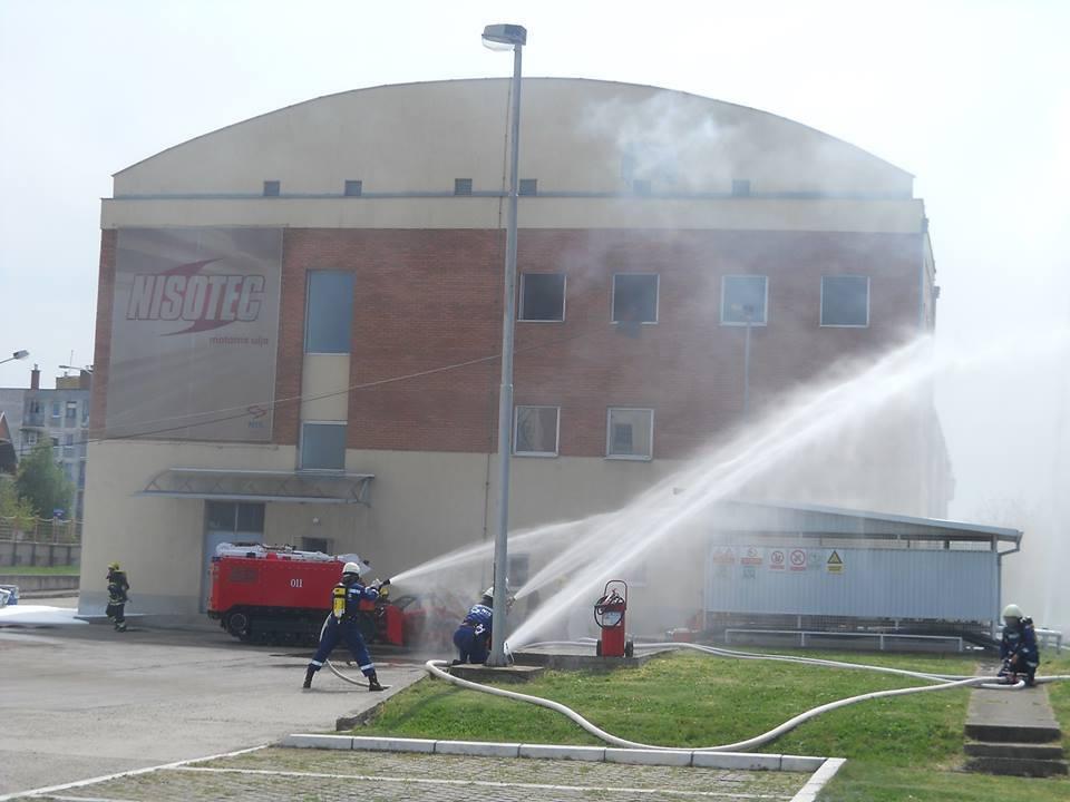 Izložba povodom Dana zaštite od požara