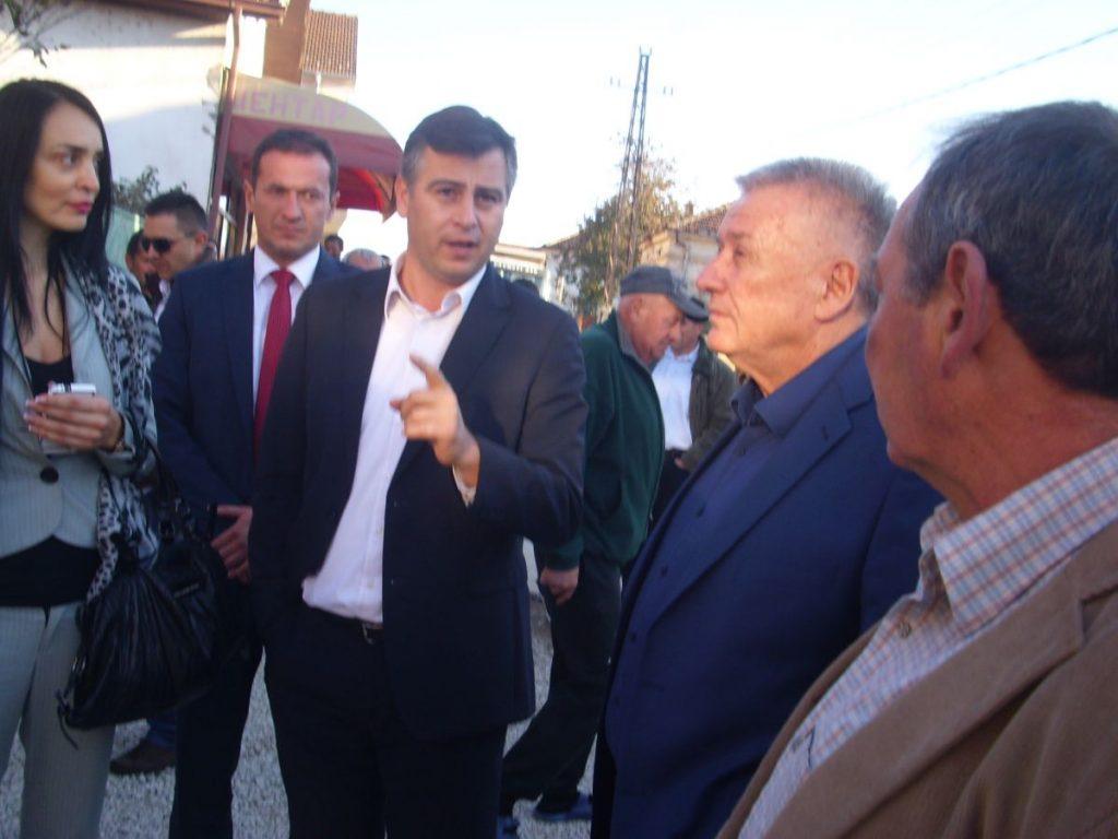 Velja Ilić: U Pirotu se radi i gradi