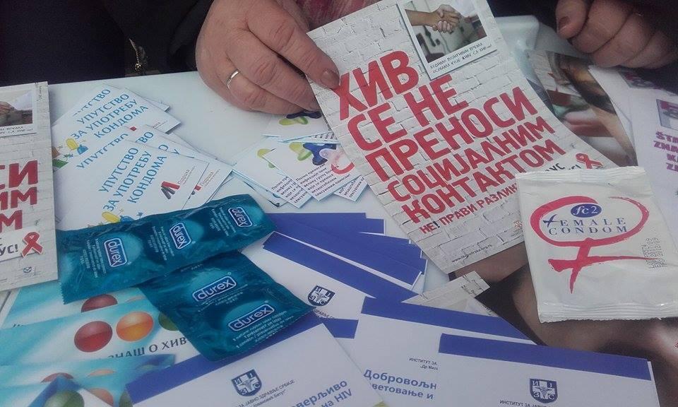 U Srbiјi živi 2.756 оsоbа sa  HIV-om, najviše novodijagnostikovanih od 20 do 49 godina