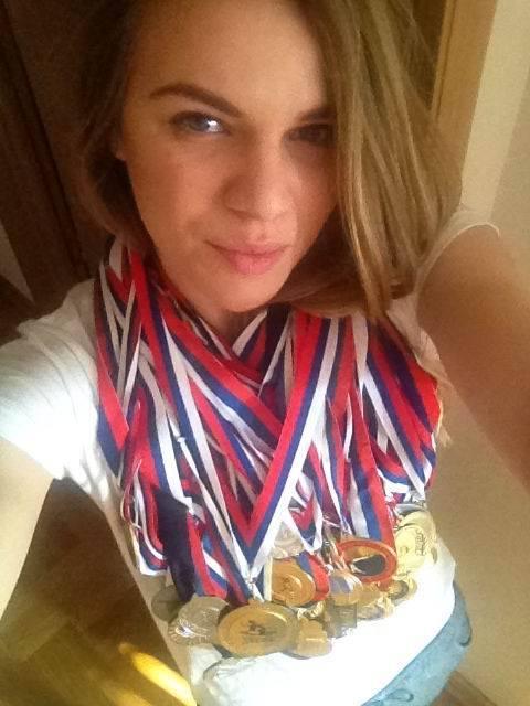 """Više od 100 medalja za nišku """"sirenu"""" Jovanu Petrović"""