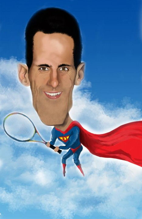 Novak_Djokovic_karikatura