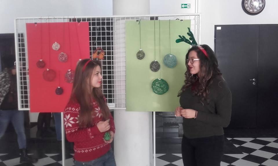 Novogodišnji bazar učenika Škole za tekstil i dizajn