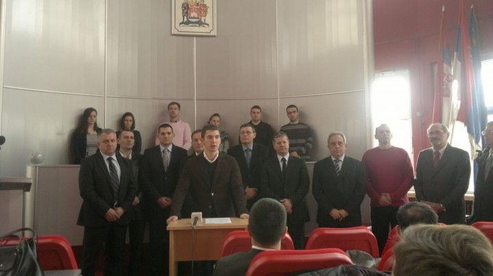 Predstavnici opozicionih stranaka u Nišu (1)