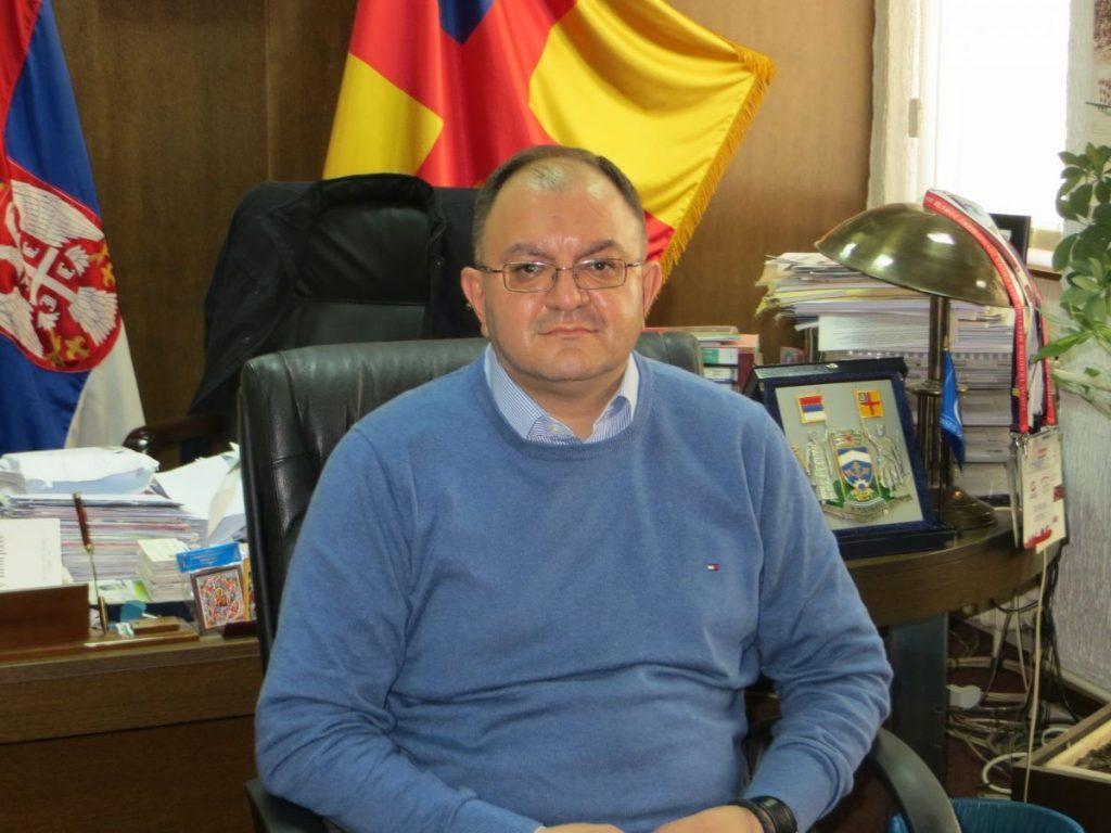 Čestitka gradonačelnika Vranja