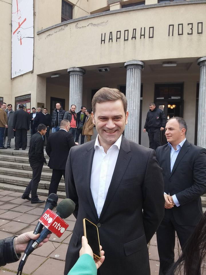 Borko Stefanović optužio SNS da kopira DS u greškama