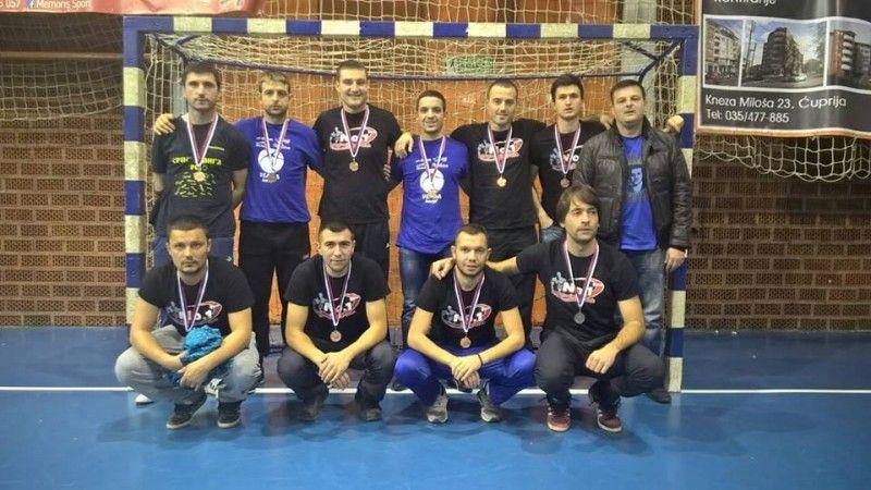 Futsal tim treći u Ćupriji