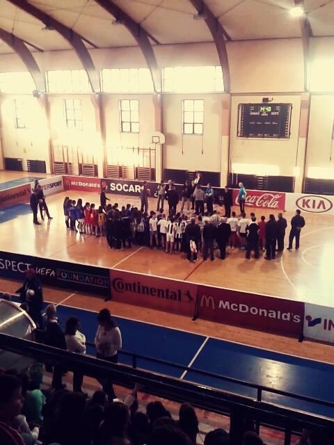 Šampionat Evrope u futsalu promovisan u Nišu