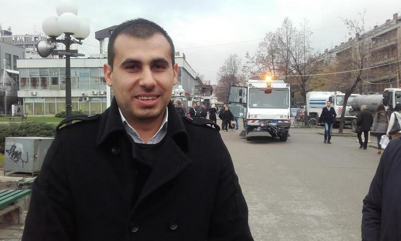 Ulice u centru Leskovca čistiće se samo noću