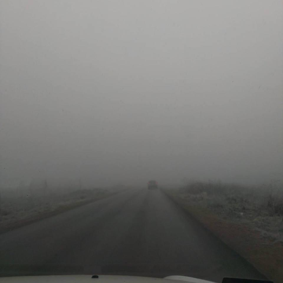 AMSS savetuje oprez zbog magle na putevima
