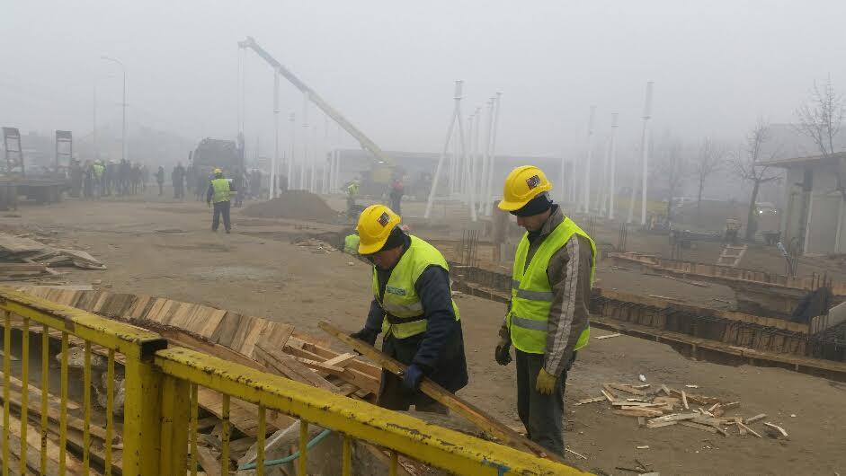 Gradilište na kome je poginuo radnik iz okoline Leskovca ilegalno