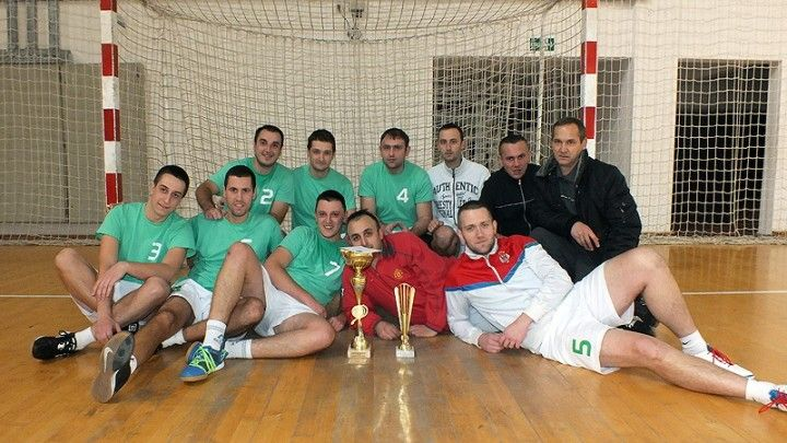 Ekipa Elrada najbolja na radničkim sportskim igrama