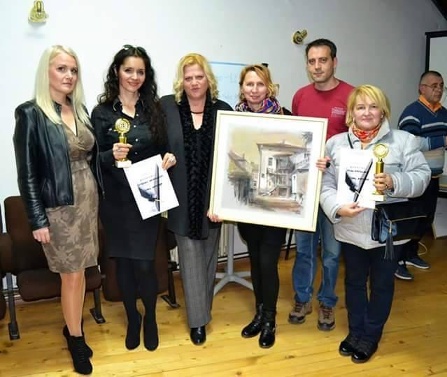 Biljani Babanić iz Paraćina prva nagrada za najbolju pesmu