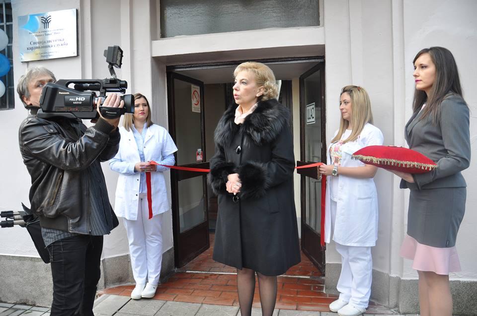 """U vili """"Tasković"""" otvorena Kardiološka služba"""