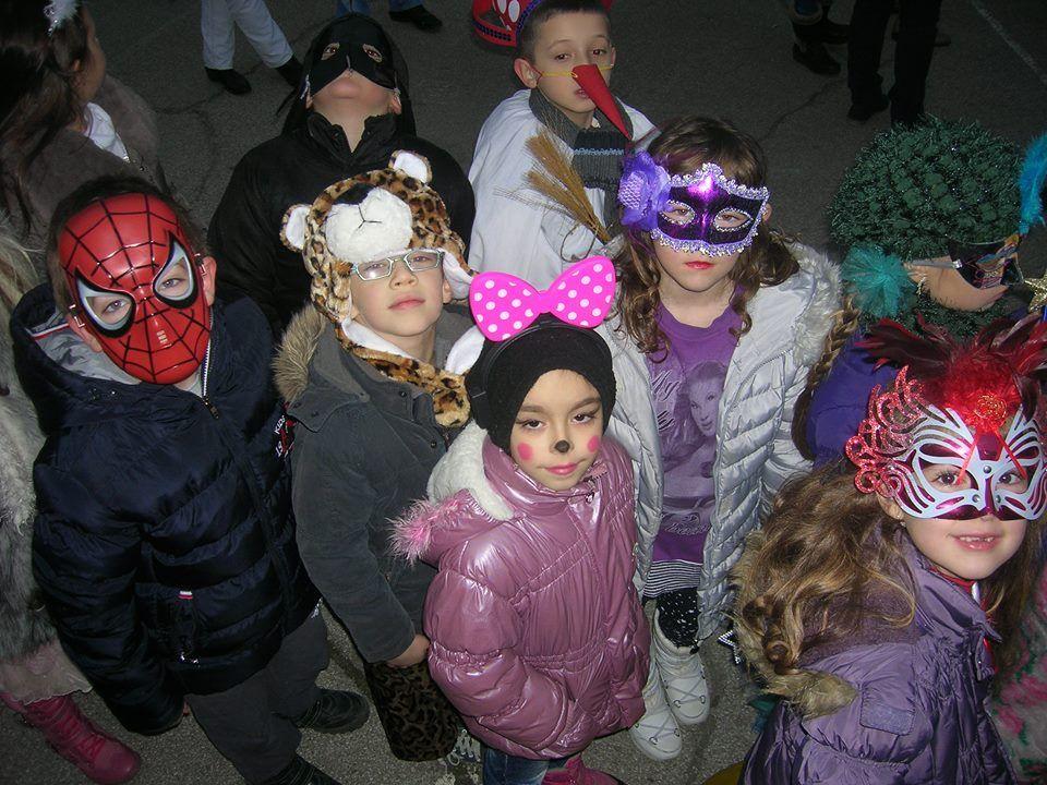 Tradicionalni Novogodišnji karneval i maskenbal