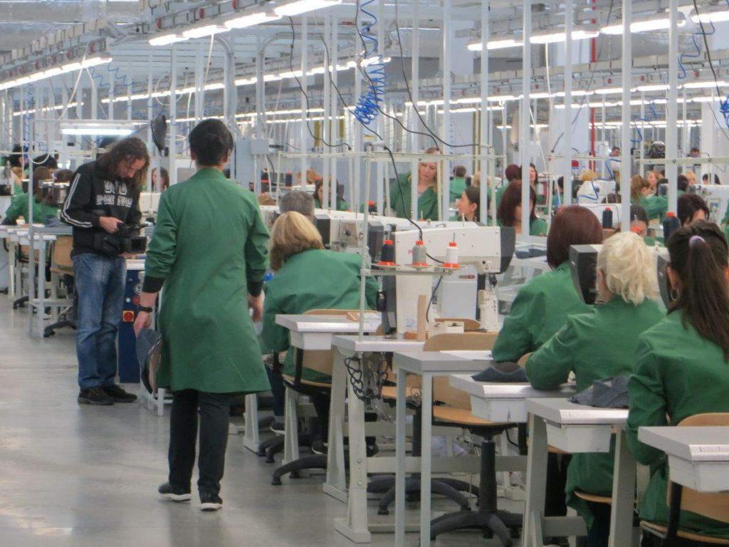 """Inspekcija: Bez kršenja uslova rada u fabric """"Geox"""""""