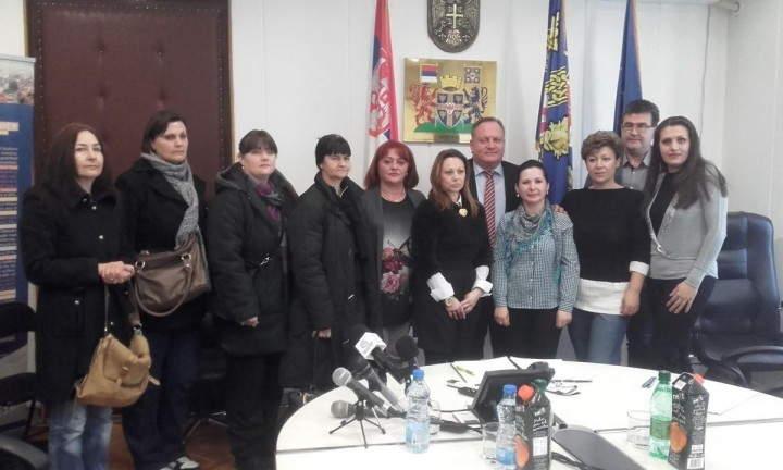 Leskovac obezbedio posao za 9 novih gerontodomaćica