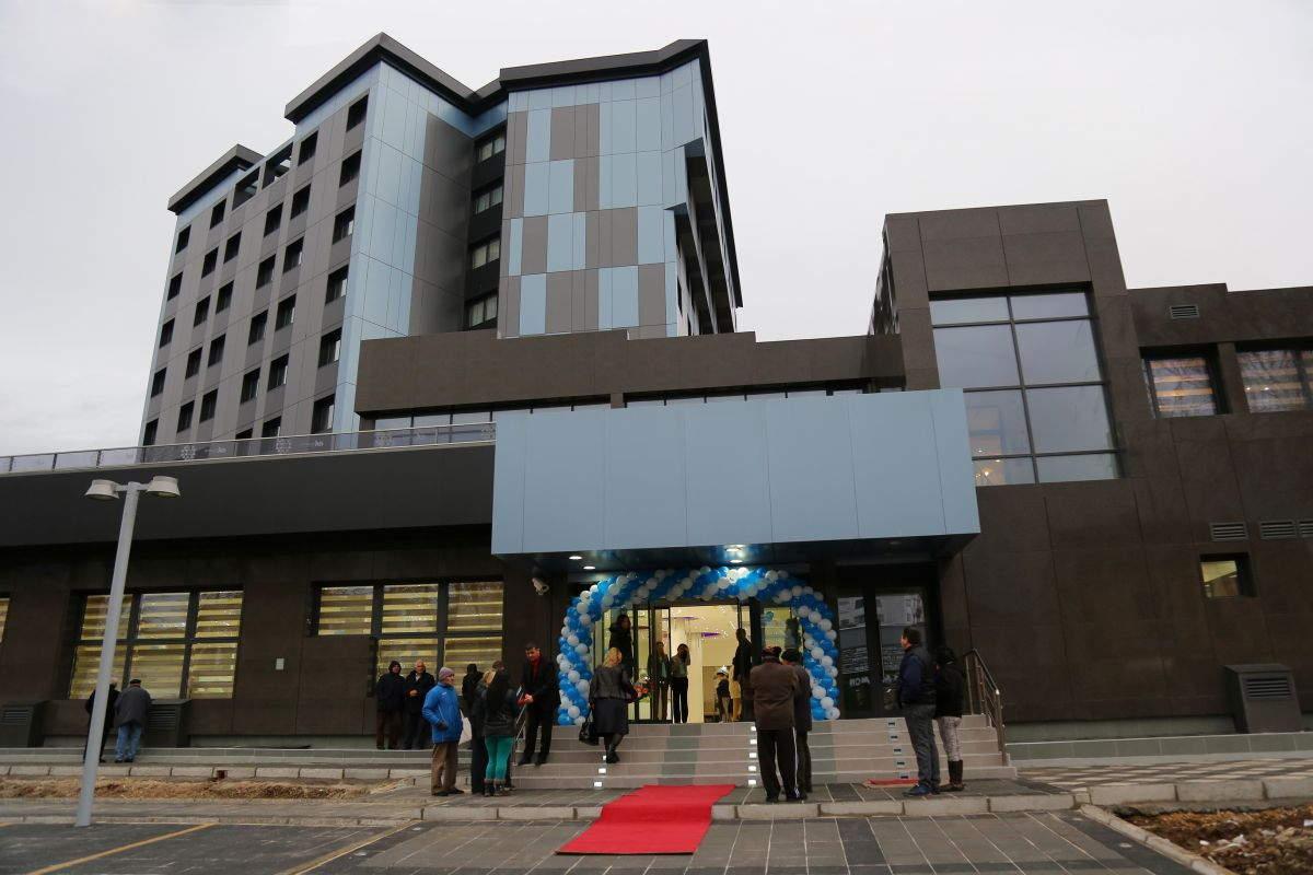 Otvoren renoviran Hotel '' Ana lux spa'' u centru Pirota