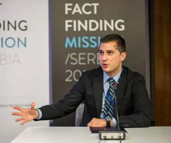 Miljan Pavlović reizabran u bord Međunarodne unije mladih demokrata