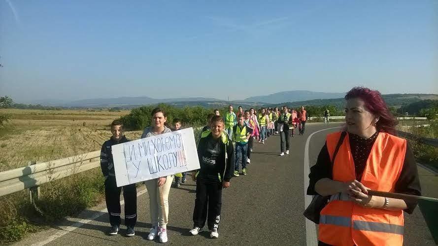 Vlada Srbije rešila problem prevoza učenika iz Draževca