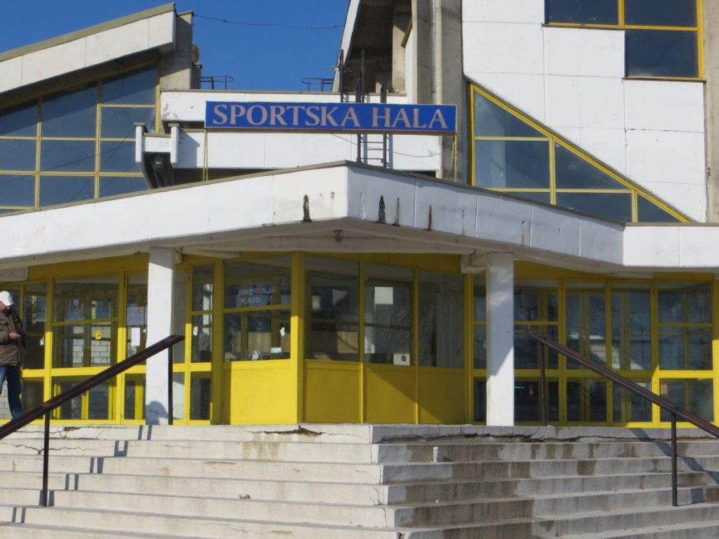 Sportska hala u Vranju