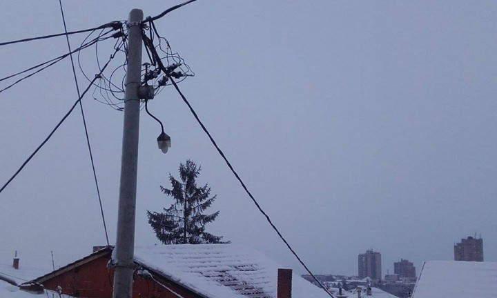 U četvrtak 20 sela bez struje